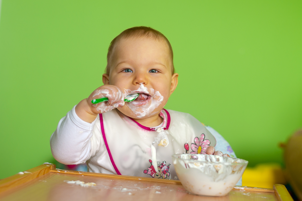Guidelines To Introducing Solids In Infants Child Health