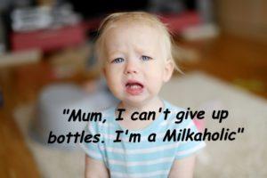 milk toddler